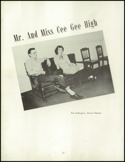 Page 16, 1952 Edition, Cottage Grove High School - Lion Tracks Yearbook (Cottage Grove, OR) online yearbook collection