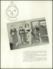 Page 6, 1952 Edition, Cottage Grove High School - Lion Tracks Yearbook (Cottage Grove, OR) online yearbook collection