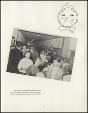 Page 7, 1952 Edition, Cottage Grove High School - Lion Tracks Yearbook (Cottage Grove, OR) online yearbook collection