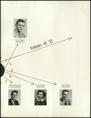 Page 8, 1952 Edition, Cottage Grove High School - Lion Tracks Yearbook (Cottage Grove, OR) online yearbook collection