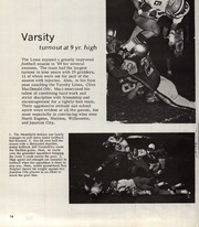Page 20, 1970 Edition, Cottage Grove High School - Lion Tracks Yearbook (Cottage Grove, OR) online yearbook collection