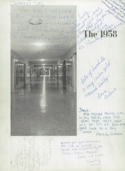 Page 6, 1958 Edition, South Salem High School - Sword and Shield Yearbook (Salem, OR) online yearbook collection