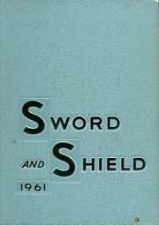 1961 Edition, South Salem High School - Sword and Shield Yearbook (Salem, OR)