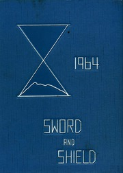1964 Edition, South Salem High School - Sword and Shield Yearbook (Salem, OR)