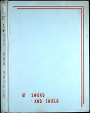 1967 Edition, South Salem High School - Sword and Shield Yearbook (Salem, OR)