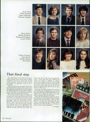Page 48, 1985 Edition, South Salem High School - Sword and Shield Yearbook (Salem, OR) online yearbook collection