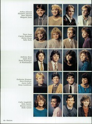 Page 52, 1985 Edition, South Salem High School - Sword and Shield Yearbook (Salem, OR) online yearbook collection