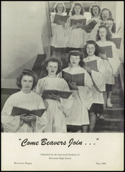 Page 3, 1944 Edition, Beaverton High School - Beaver Yearbook (Beaverton, OR) online yearbook collection