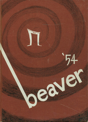 Page 1, 1954 Edition, Beaverton High School - Beaver Yearbook (Beaverton, OR) online yearbook collection