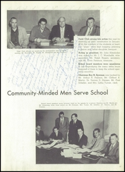 Page 17, 1955 Edition, Beaverton High School - Beaver Yearbook (Beaverton, OR) online yearbook collection