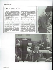 Page 268, 1984 Edition, Beaverton High School - Beaver Yearbook (Beaverton, OR) online yearbook collection