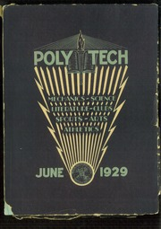 Page 1, 1929 Edition, Benson Polytechnic High School - BluePrint Yearbook (Portland, OR) online yearbook collection