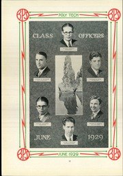 Page 16, 1929 Edition, Benson Polytechnic High School - BluePrint Yearbook (Portland, OR) online yearbook collection