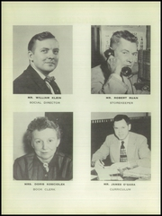 Page 14, 1953 Edition, Benson Polytechnic High School - BluePrint Yearbook (Portland, OR) online yearbook collection