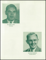 Page 11, 1954 Edition, Benson Polytechnic High School - BluePrint Yearbook (Portland, OR) online yearbook collection