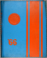 1966 Edition, Benson Polytechnic High School - BluePrint Yearbook (Portland, OR)