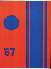 1967 Edition, Benson Polytechnic High School - BluePrint Yearbook (Portland, OR)