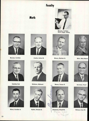 Page 16, 1967 Edition, Benson Polytechnic High School - BluePrint Yearbook (Portland, OR) online yearbook collection
