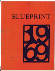 1969 Edition, Benson Polytechnic High School - BluePrint Yearbook (Portland, OR)