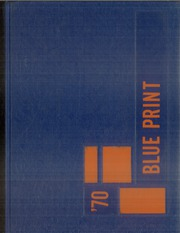 Benson Polytechnic High School - BluePrint Yearbook (Portland, OR) online yearbook collection, 1970 Edition, Page 1