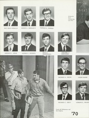 Page 116, 1970 Edition, Benson Polytechnic High School - BluePrint Yearbook (Portland, OR) online yearbook collection