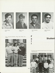 Page 182, 1970 Edition, Benson Polytechnic High School - BluePrint Yearbook (Portland, OR) online yearbook collection