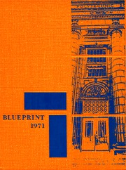 1971 Edition, Benson Polytechnic High School - BluePrint Yearbook (Portland, OR)