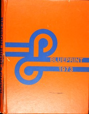 1973 Edition, Benson Polytechnic High School - BluePrint Yearbook (Portland, OR)