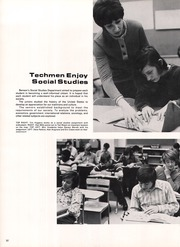 Page 36, 1973 Edition, Benson Polytechnic High School - BluePrint Yearbook (Portland, OR) online yearbook collection