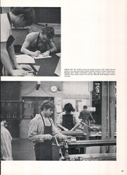 Page 59, 1973 Edition, Benson Polytechnic High School - BluePrint Yearbook (Portland, OR) online yearbook collection