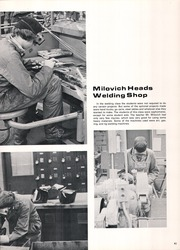 Page 65, 1973 Edition, Benson Polytechnic High School - BluePrint Yearbook (Portland, OR) online yearbook collection