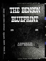 1976 Edition, Benson Polytechnic High School - BluePrint Yearbook (Portland, OR)