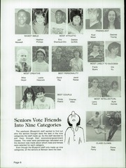 Page 10, 1985 Edition, Benson Polytechnic High School - BluePrint Yearbook (Portland, OR) online yearbook collection
