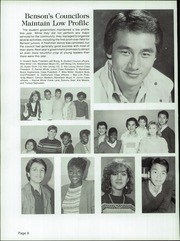 Page 12, 1985 Edition, Benson Polytechnic High School - BluePrint Yearbook (Portland, OR) online yearbook collection