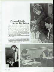 Page 122, 1985 Edition, Benson Polytechnic High School - BluePrint Yearbook (Portland, OR) online yearbook collection