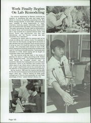 Page 124, 1985 Edition, Benson Polytechnic High School - BluePrint Yearbook (Portland, OR) online yearbook collection