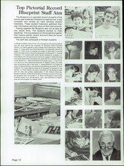 Page 16, 1985 Edition, Benson Polytechnic High School - BluePrint Yearbook (Portland, OR) online yearbook collection