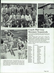 Page 167, 1985 Edition, Benson Polytechnic High School - BluePrint Yearbook (Portland, OR) online yearbook collection