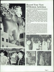 Page 7, 1985 Edition, Benson Polytechnic High School - BluePrint Yearbook (Portland, OR) online yearbook collection