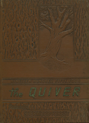 Page 1, 1954 Edition, Sherwood High School - Quiver Yearbook (Sherwood, OR) online yearbook collection