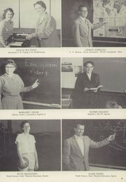 Page 13, 1954 Edition, Sherwood High School - Quiver Yearbook (Sherwood, OR) online yearbook collection