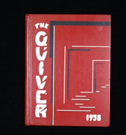 1958 Edition, Sherwood High School - Quiver Yearbook (Sherwood, OR)