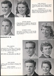 Page 12, 1958 Edition, Sherwood High School - Quiver Yearbook (Sherwood, OR) online yearbook collection