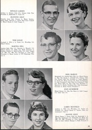 Page 13, 1958 Edition, Sherwood High School - Quiver Yearbook (Sherwood, OR) online yearbook collection