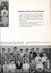 Page 17, 1958 Edition, Sherwood High School - Quiver Yearbook (Sherwood, OR) online yearbook collection