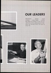 Page 7, 1958 Edition, Sherwood High School - Quiver Yearbook (Sherwood, OR) online yearbook collection
