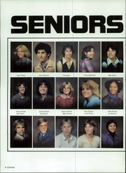 Page 12, 1980 Edition, Madras High School - Hi Sage Yearbook (Madras, OR) online yearbook collection