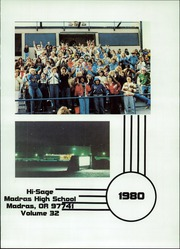 Page 5, 1980 Edition, Madras High School - Hi Sage Yearbook (Madras, OR) online yearbook collection