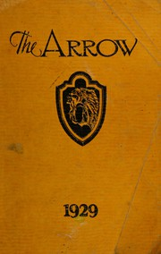 Page 1, 1929 Edition, Molalla Union High School - Arrow Yearbook (Molalla, OR) online yearbook collection