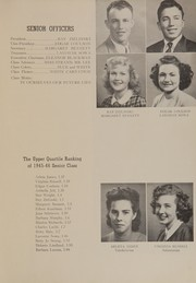 Page 17, 1946 Edition, Molalla Union High School - Arrow Yearbook (Molalla, OR) online yearbook collection